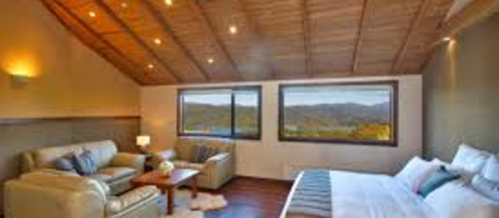 Hotel Westhaven Retreat Luxury Lodge New Zealand