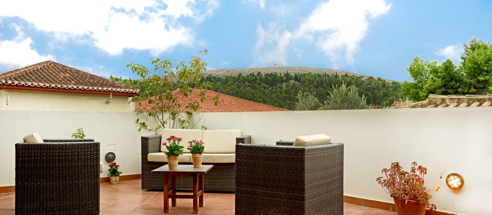Hotel Miramare , Galaxidi Griechenland