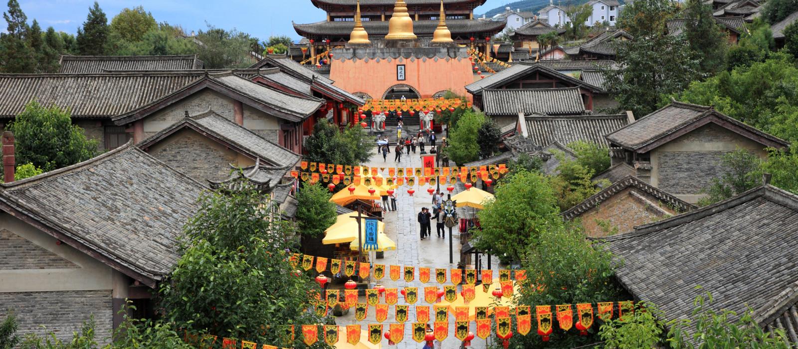 Reiseziel Dali China
