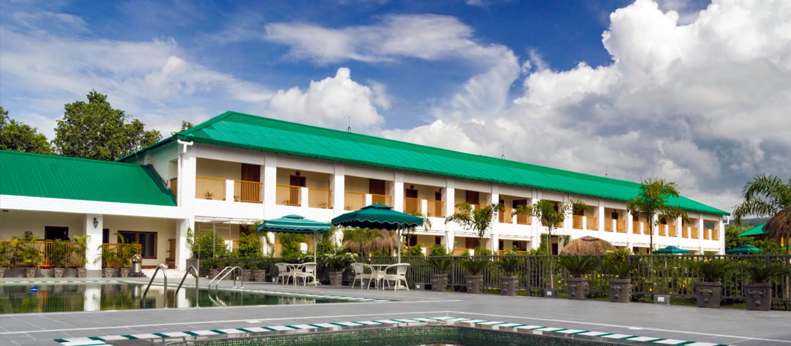 Hotel Resort Borgos & Spa East India