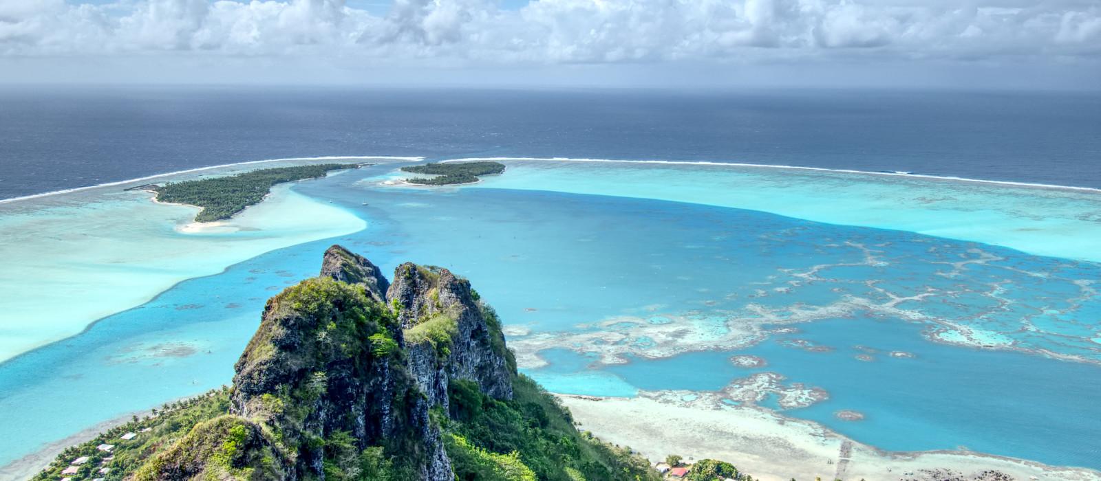 Reiseziel Maupiti Französisch Polynesien