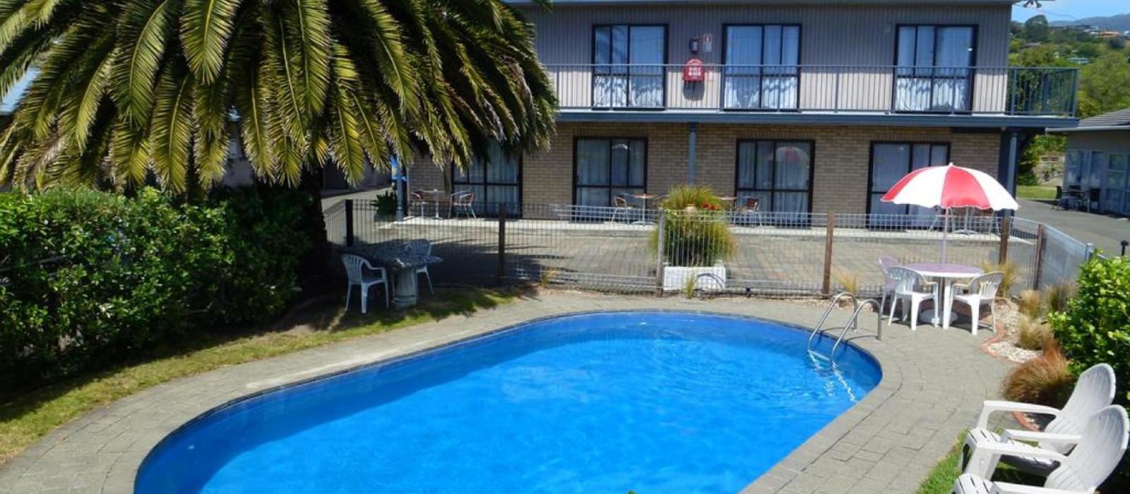 Hotel Balmoral Motel Neuseeland