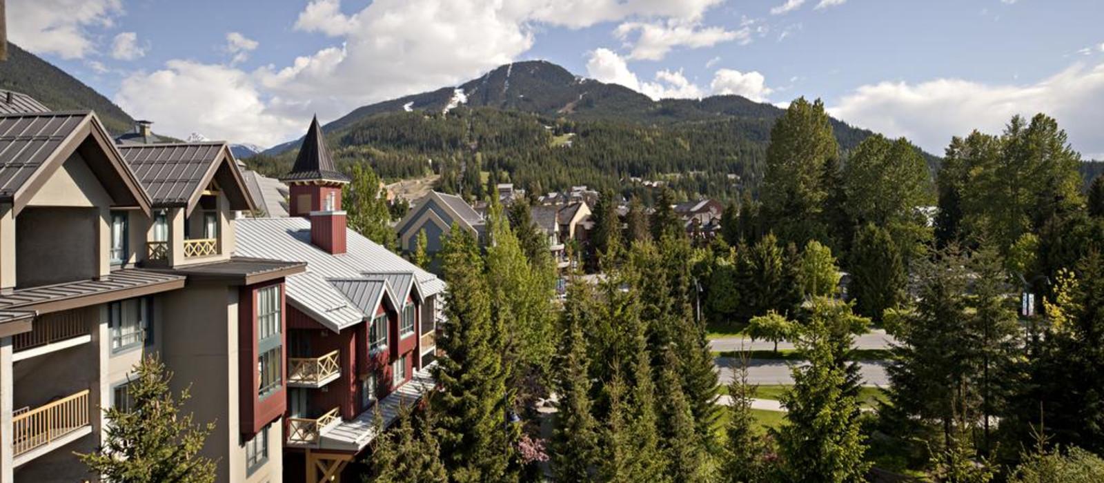 Hotel Delta s by Marriott Whistler Village Suites Canada