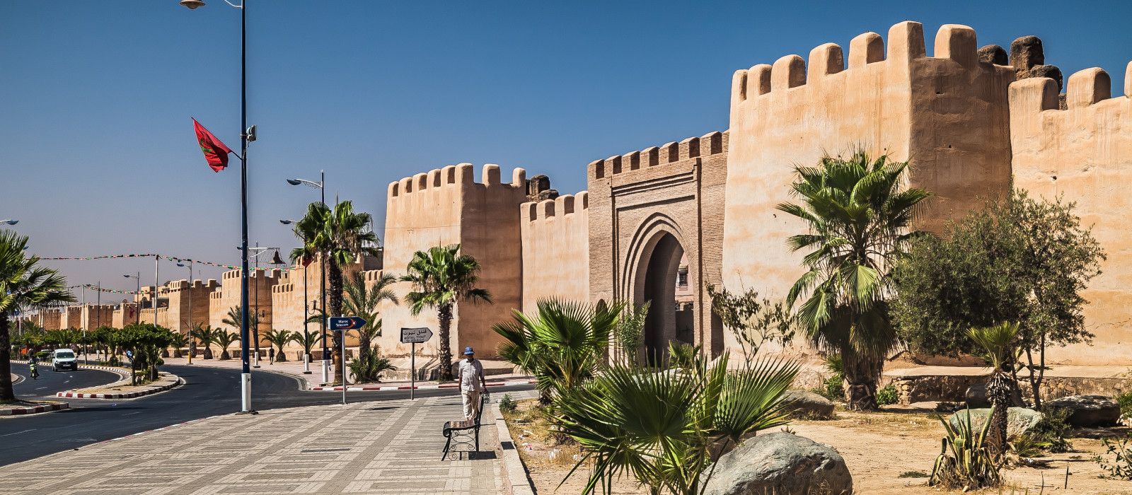 Hotel Claudio Bravo Palace Marokko