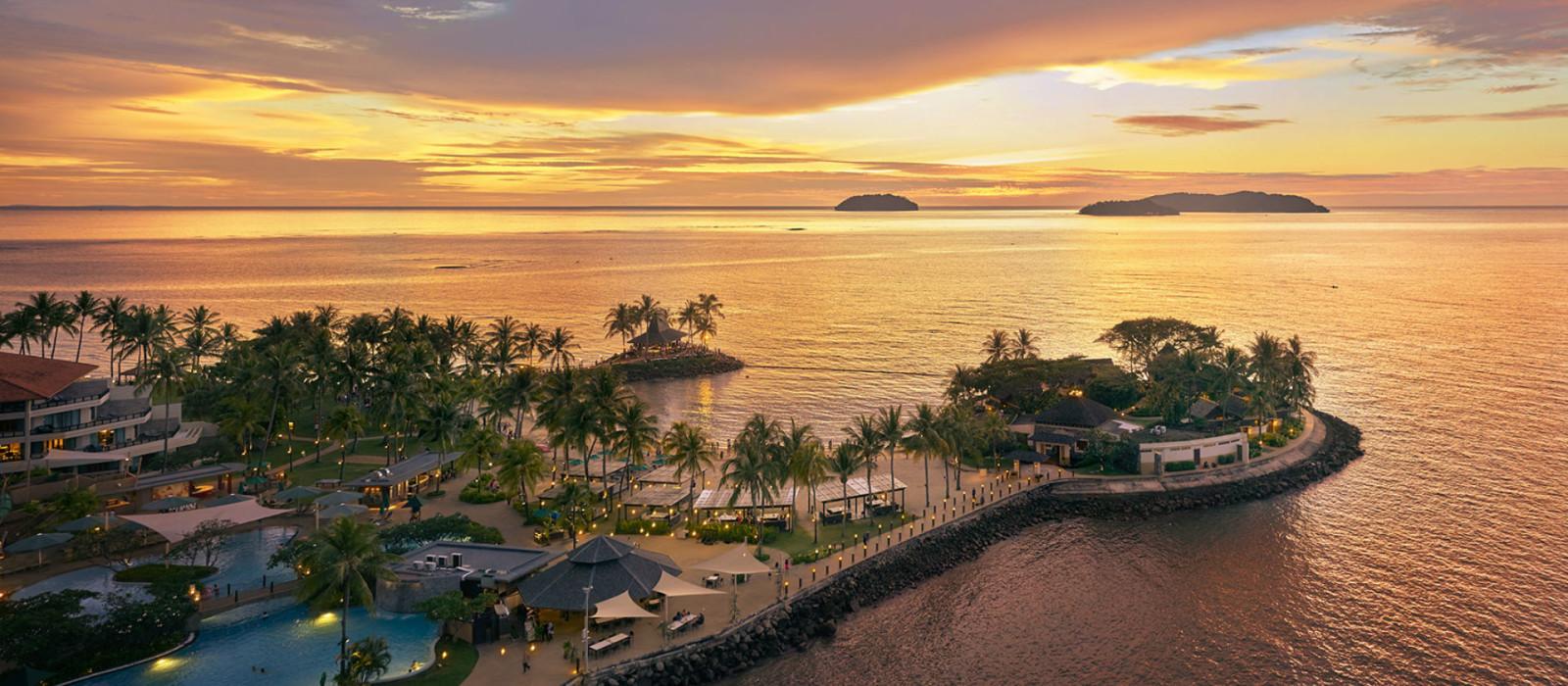 Hotel Shangri-La's Tanjung Aru Resort & Spa Malaysia