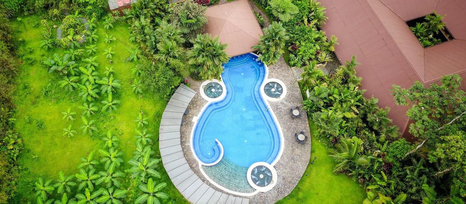 Hotel Rio Celeste Hideaway Costa Rica
