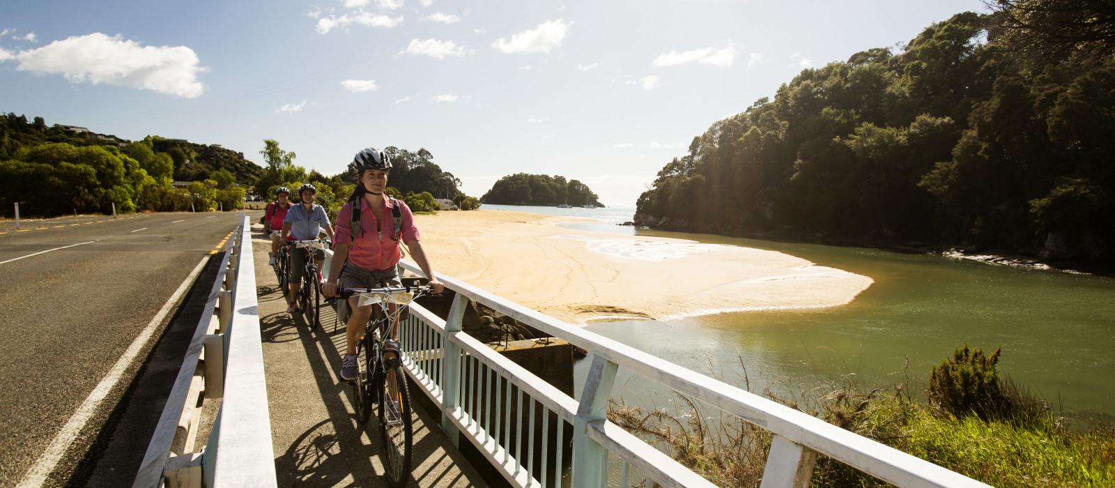 Reiseziel Nelson Neuseeland
