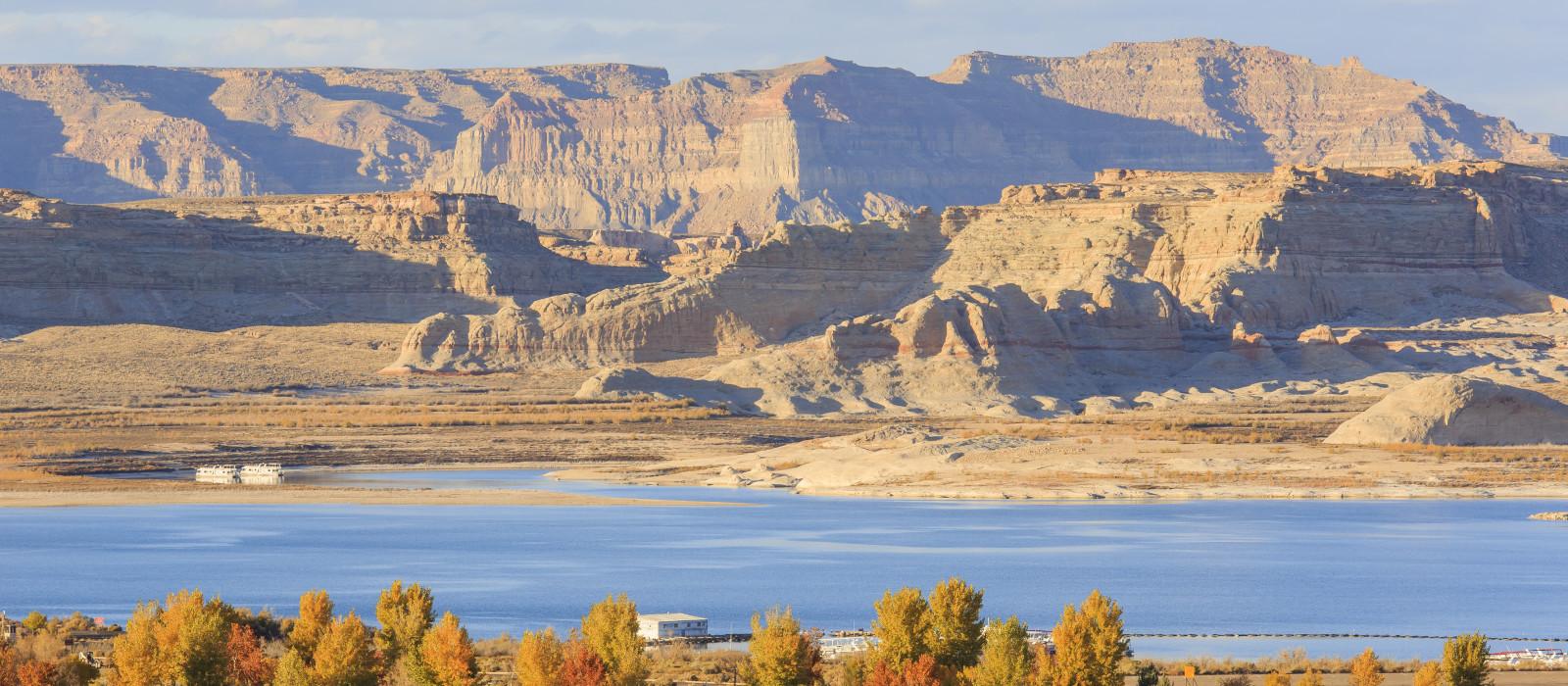Reiseziel Page, Arizona USA