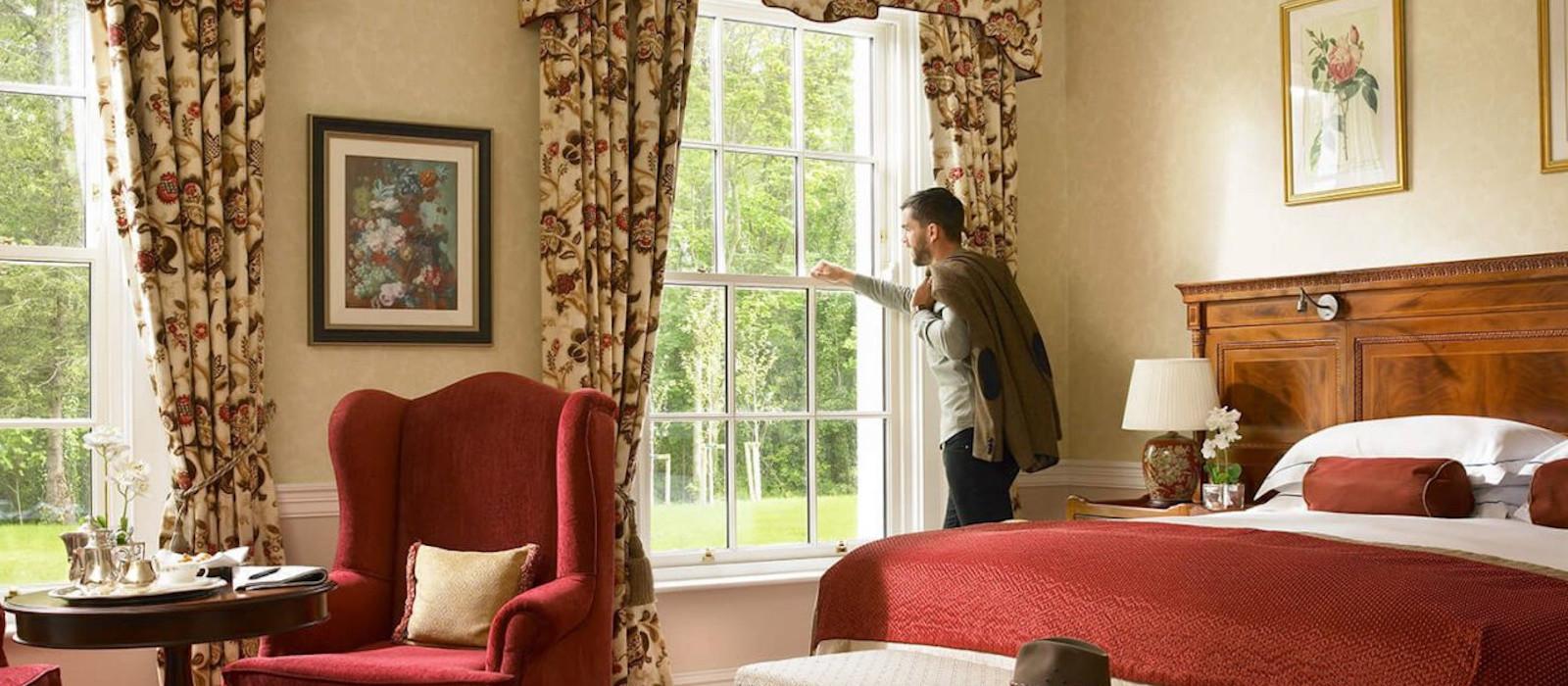 Hotel The K Club  & Resort UK & Ireland