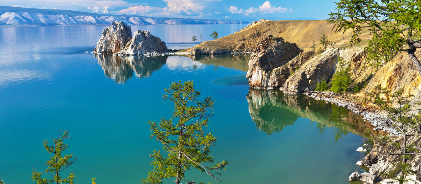 Destination Lake Baikal Russia