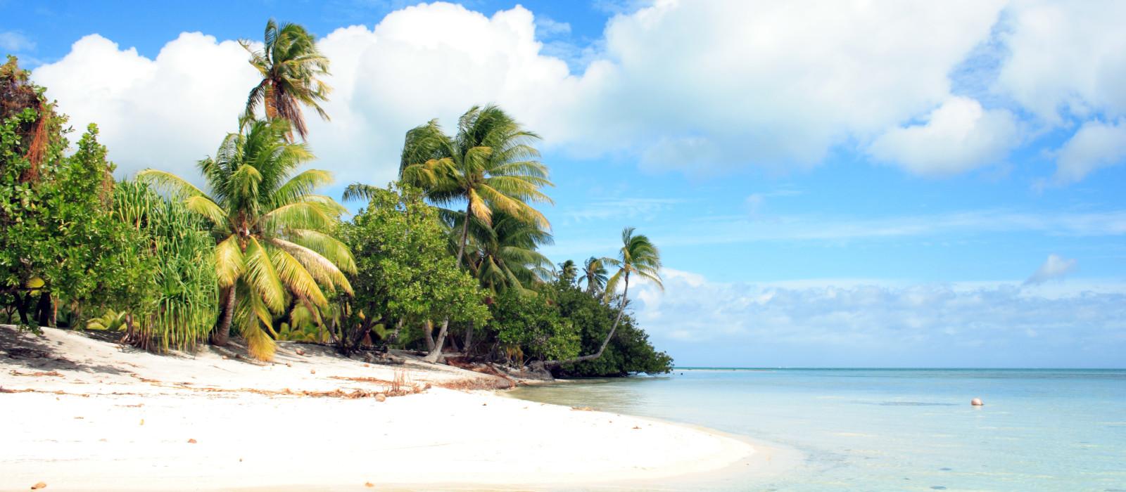 Reiseziel Tahaa Französisch Polynesien