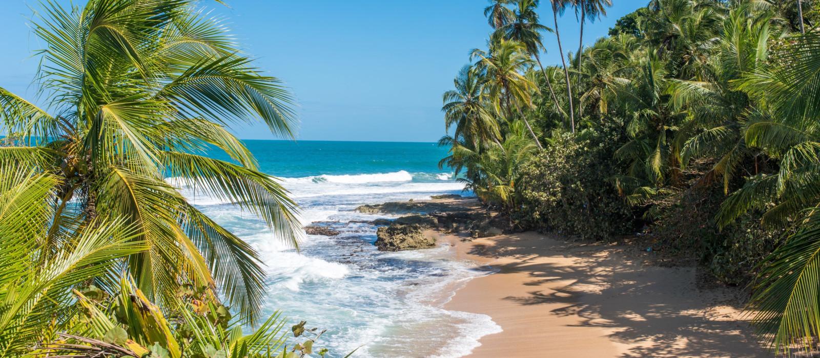 Reiseziel Puerto Viejo Costa Rica
