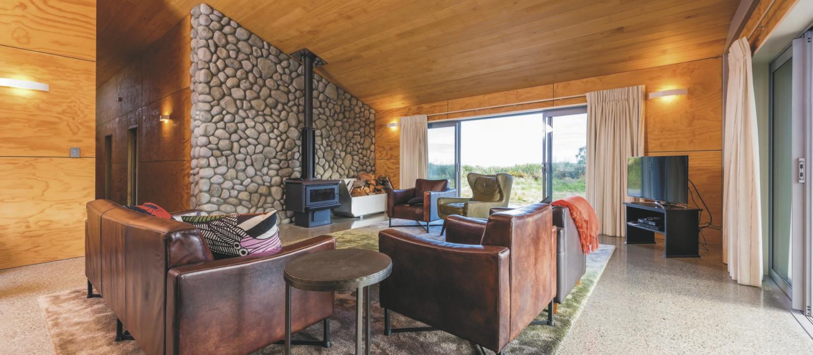 Hotel Hydrangea Cottages Neuseeland