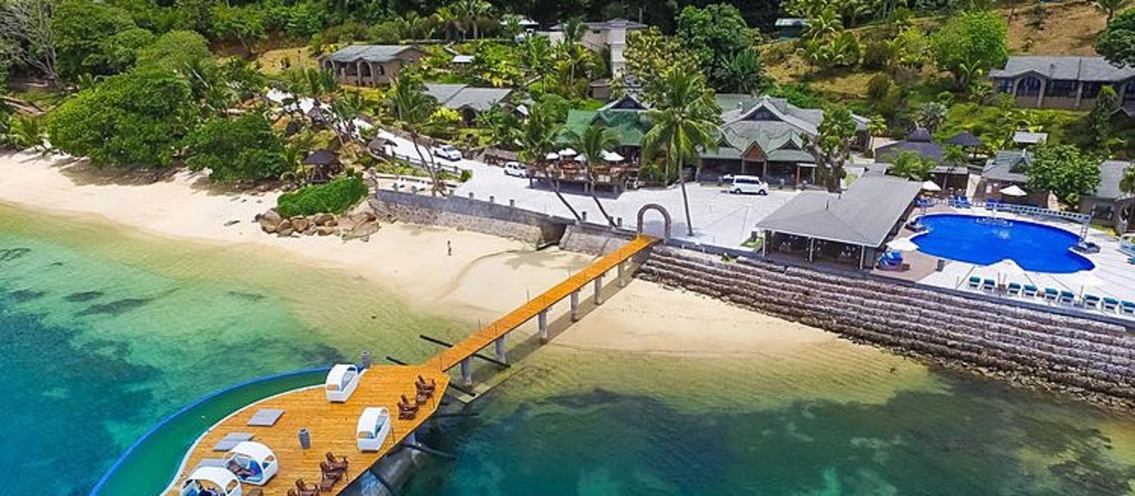 Hotel Coco de Mer  & Black Parrot Suites Seychellen