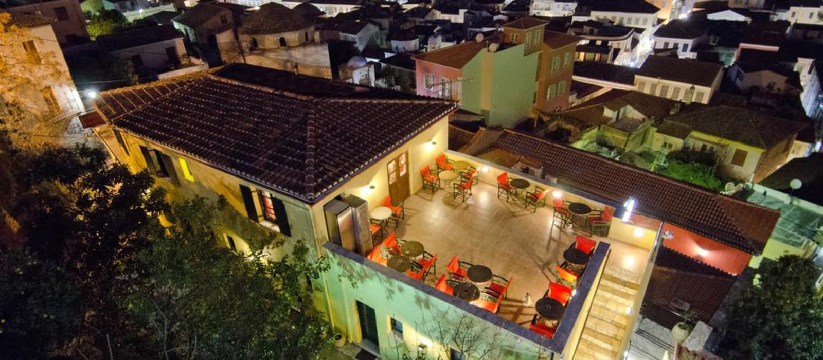 Hotel Pension Marianna Griechenland