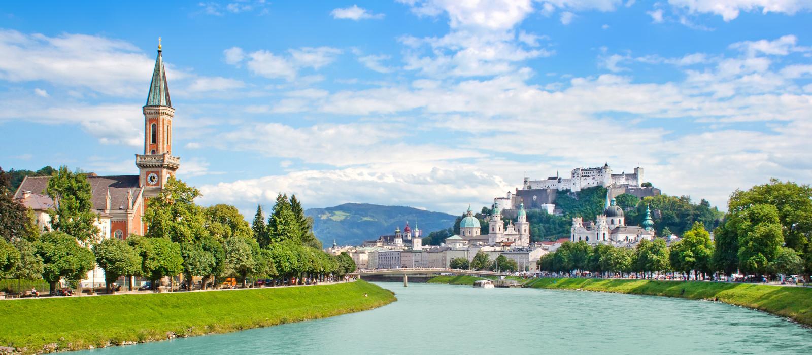 Destination Salzburg European Cities