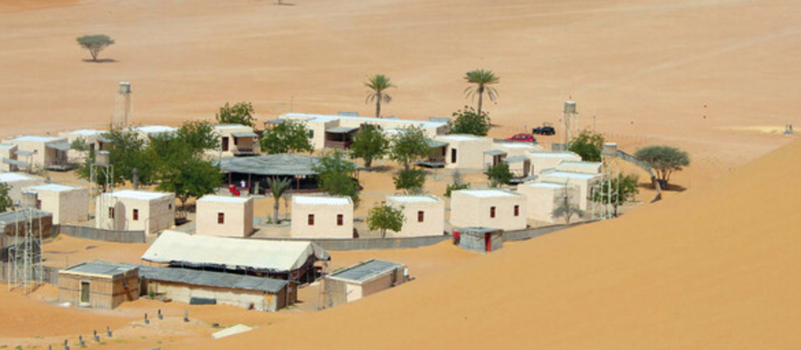 Hotel Sama Al Wasil Camp Oman