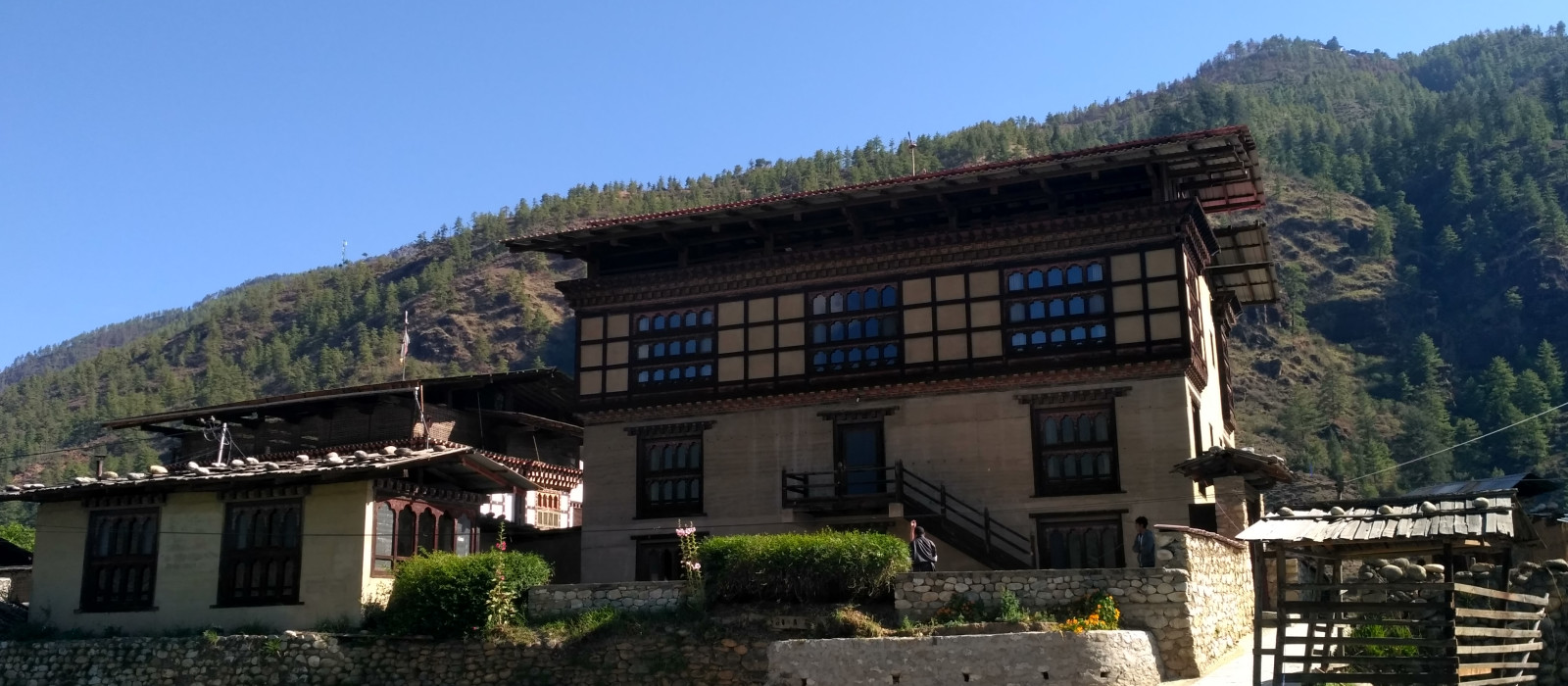 Hotel Die Village Lodge Bhutan