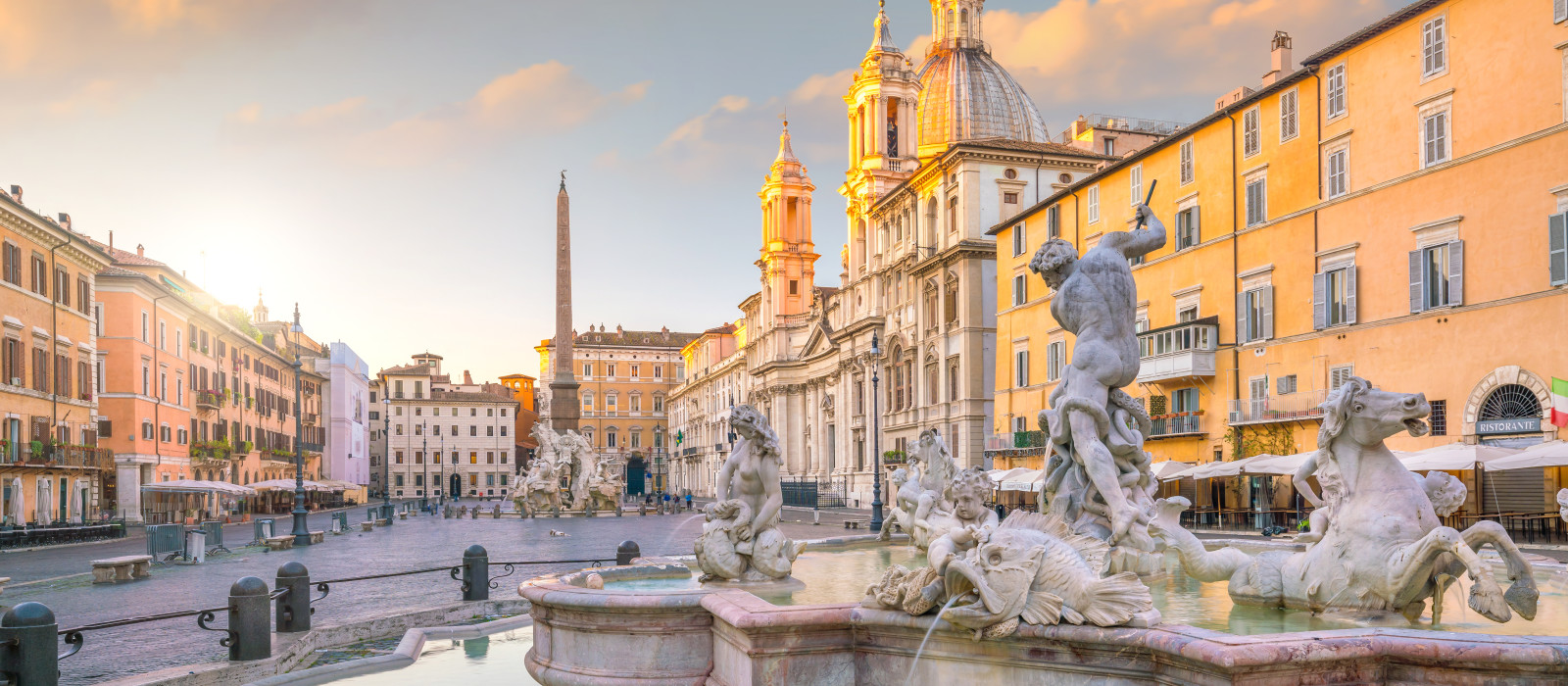 Destination Rome Italy