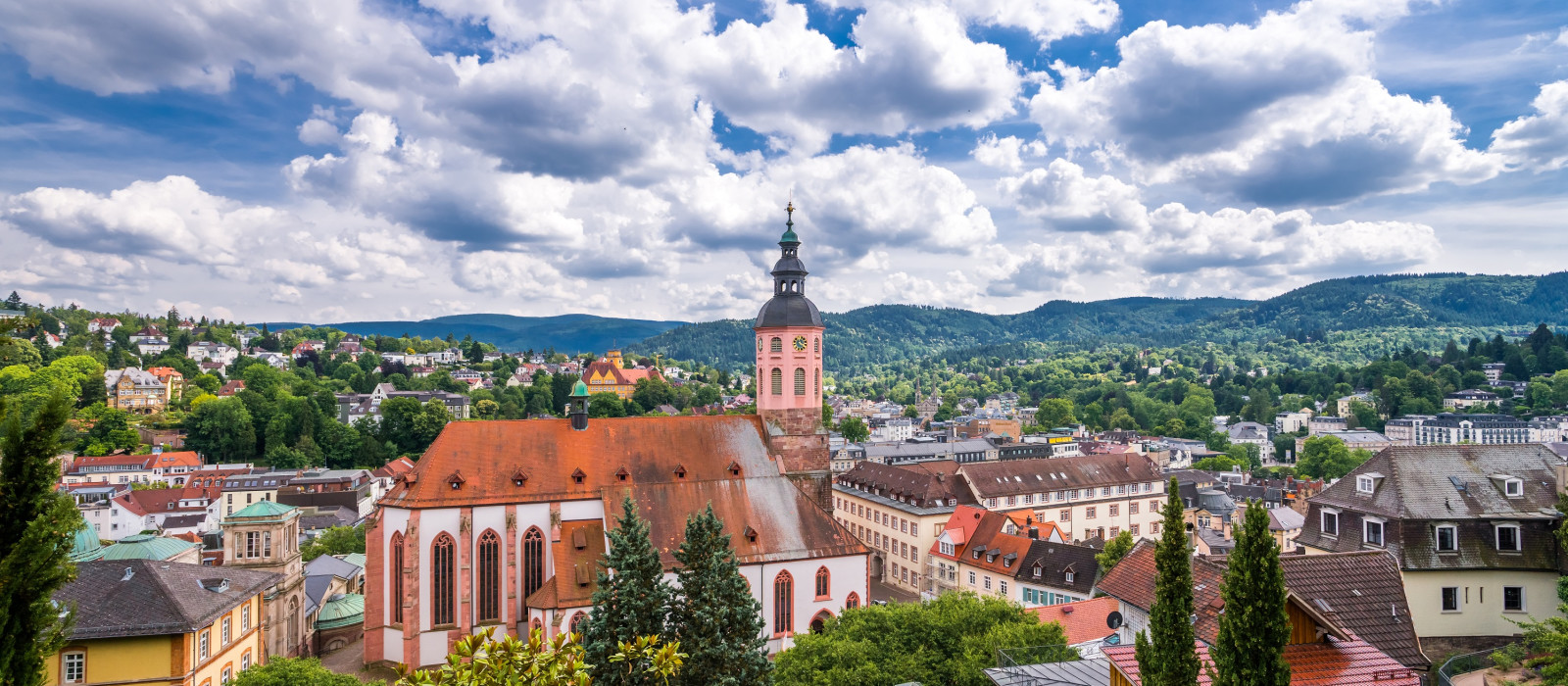 Destination Baden-Baden Germany