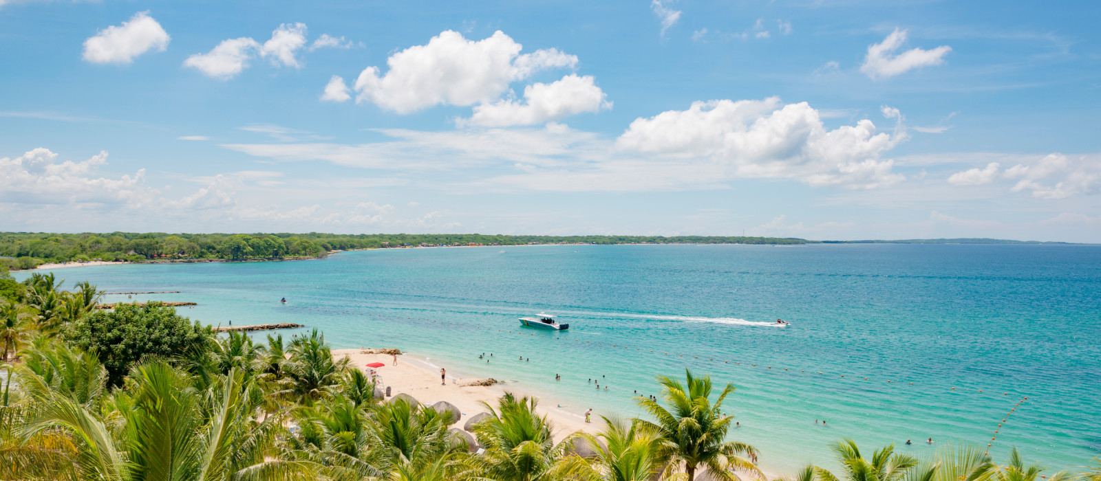 Destination Barú Island Colombia