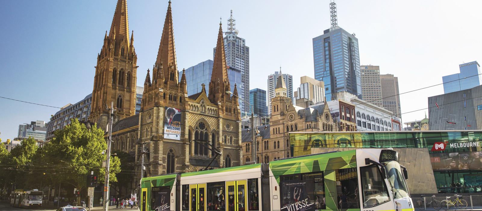 Hotel Crown Towers  Melbourne Australien