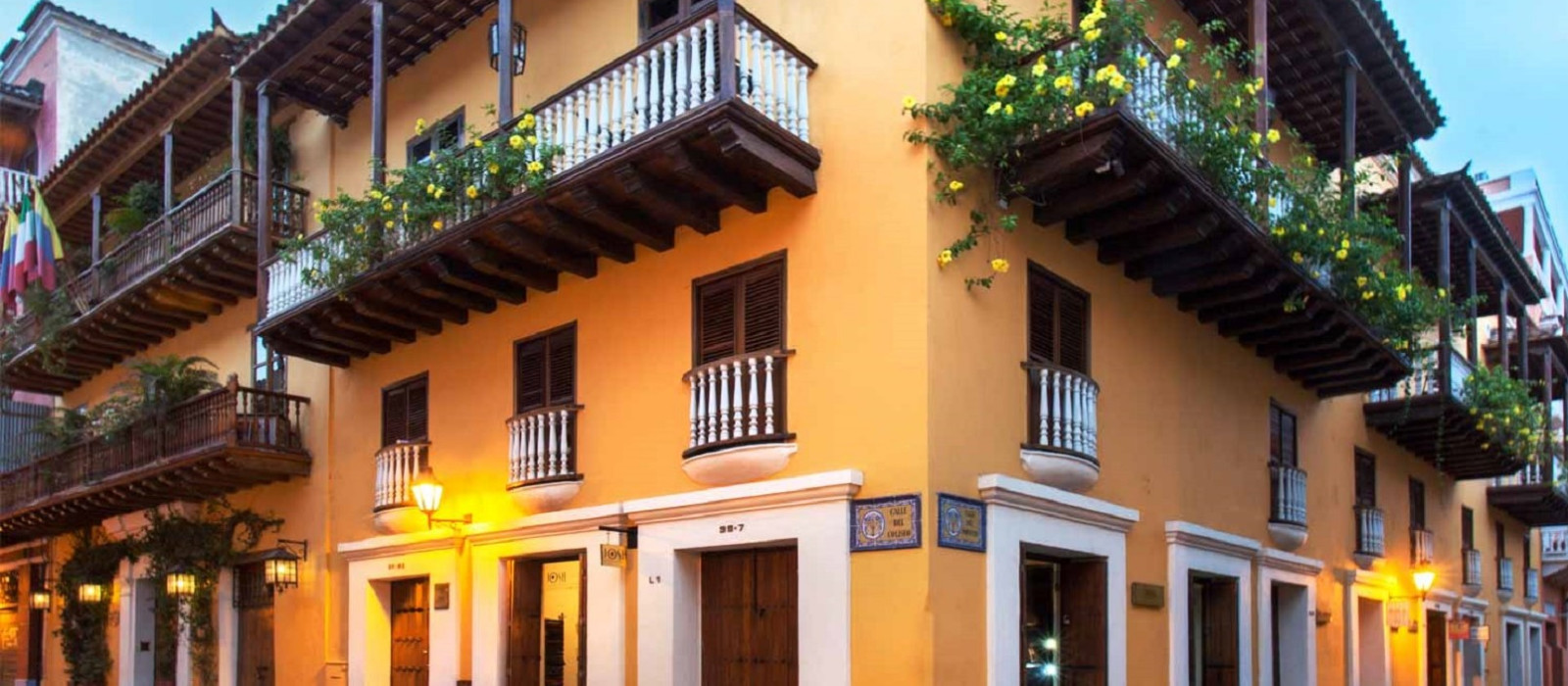Hotel Casa del Coliseo Kolumbien