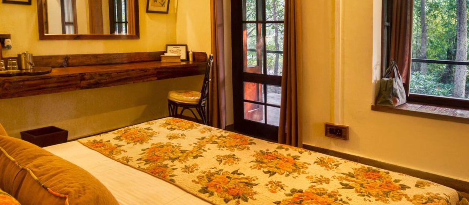 Hotel Jim's Jungle Retreat Ostindien