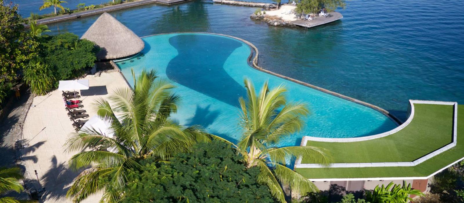 Hotel Manava Suite Resort Tahiti Französisch Polynesien