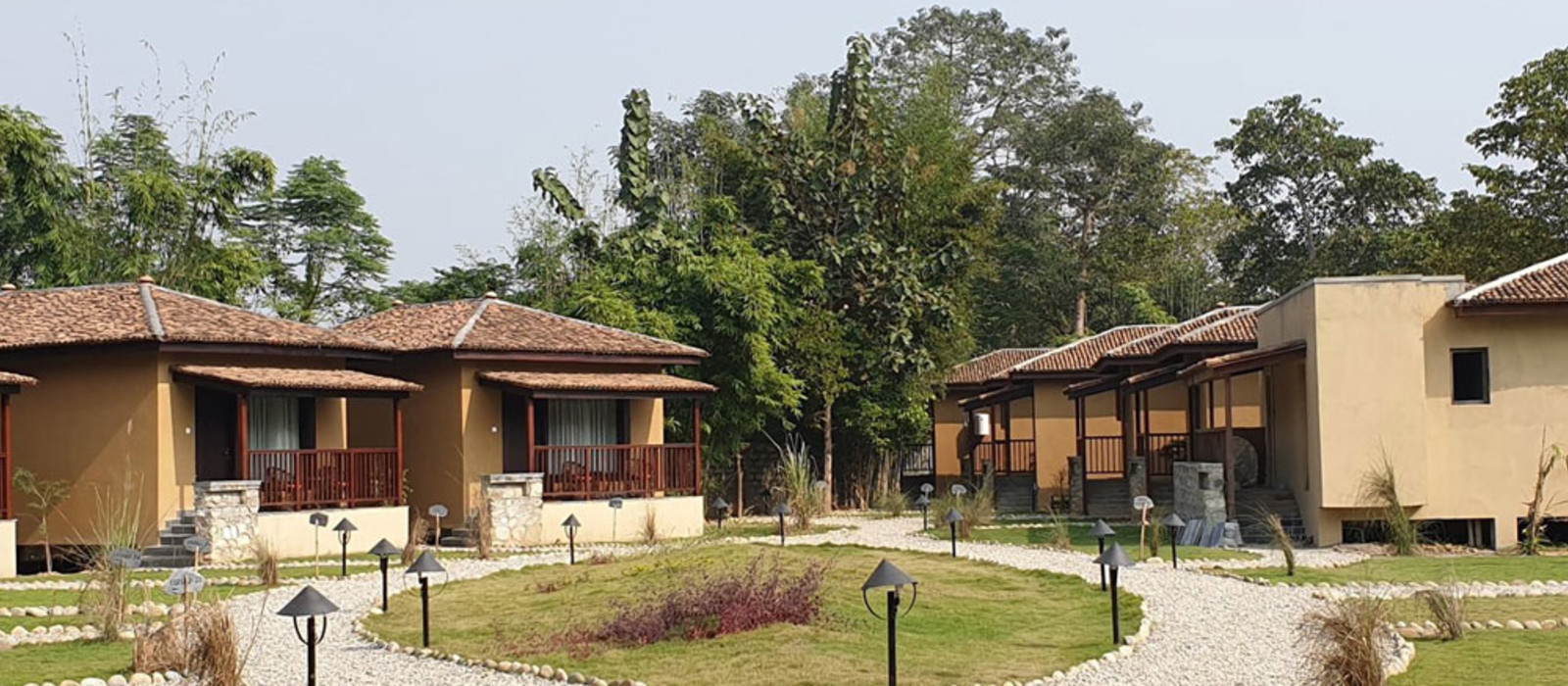 Hotel Jungle Villa Resort Nepal