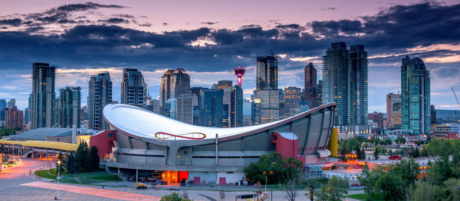 Destination Calgary Canada