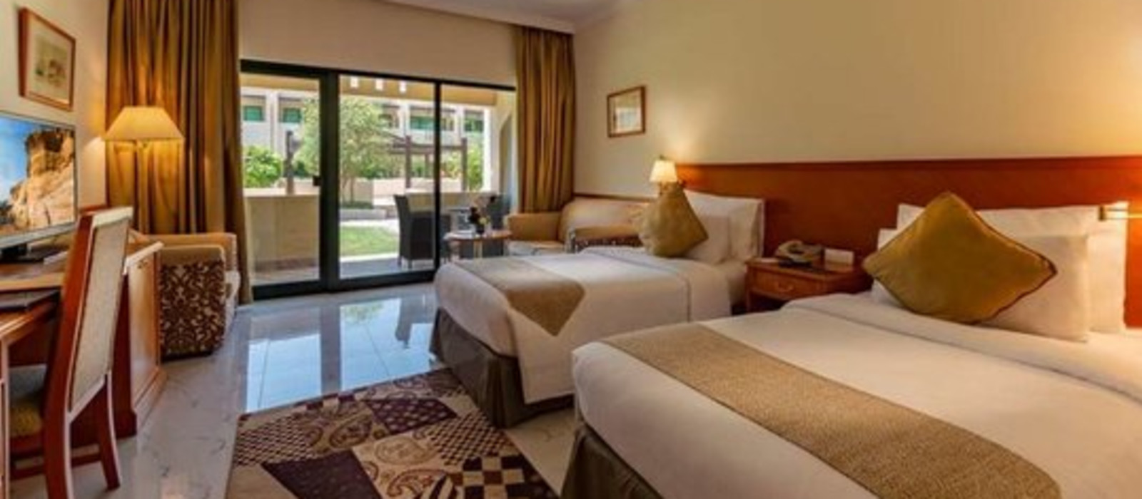 Hotel Golden Tulip Nizwa Oman
