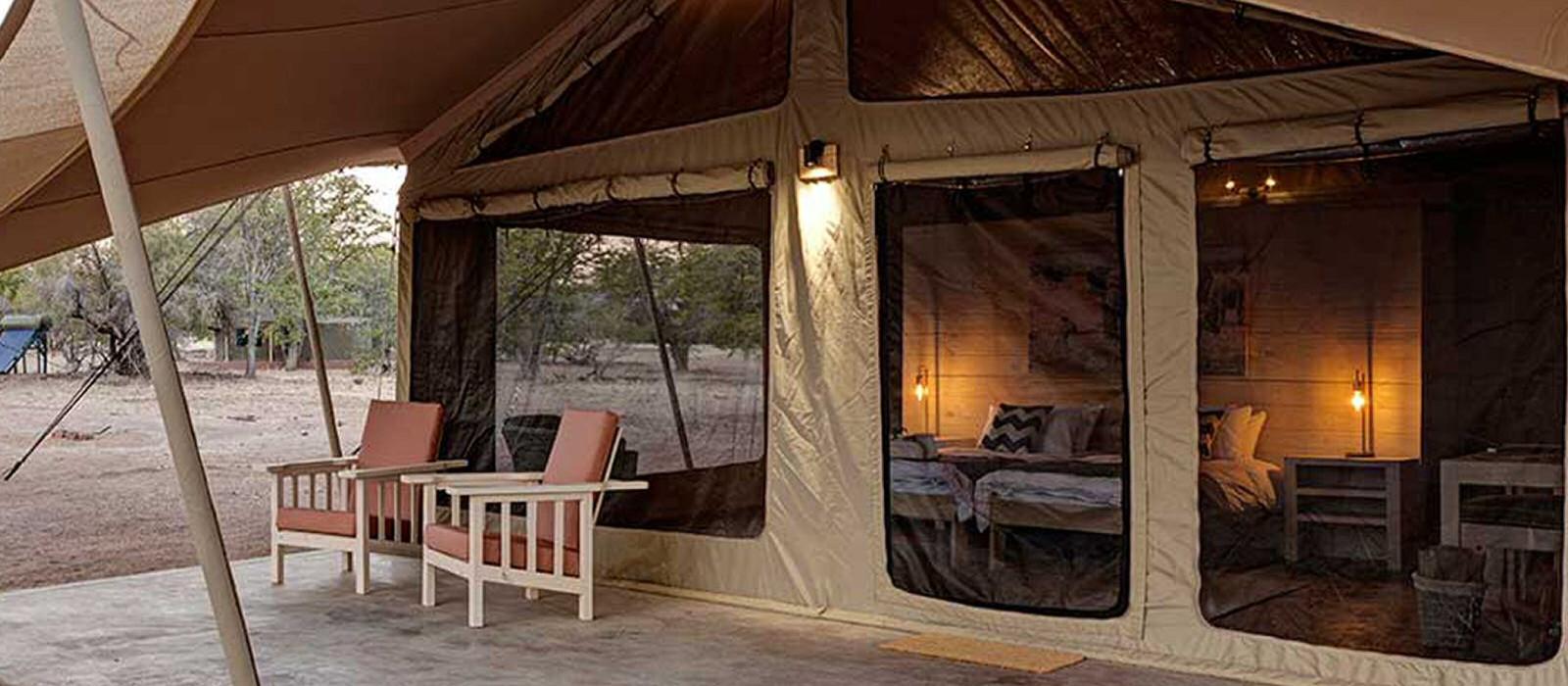 Hotel Malansrus Tented Camp Namibia