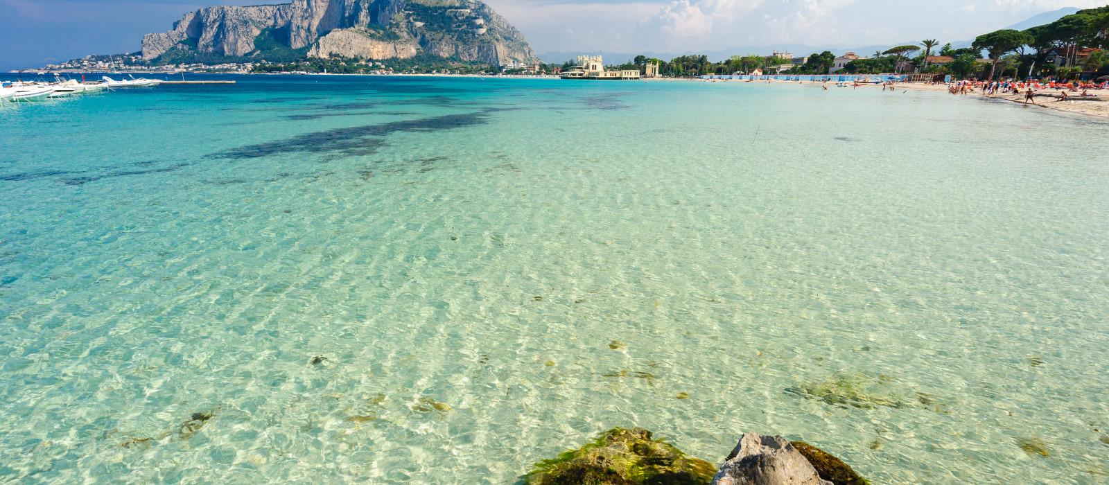Destination Palermo Italy