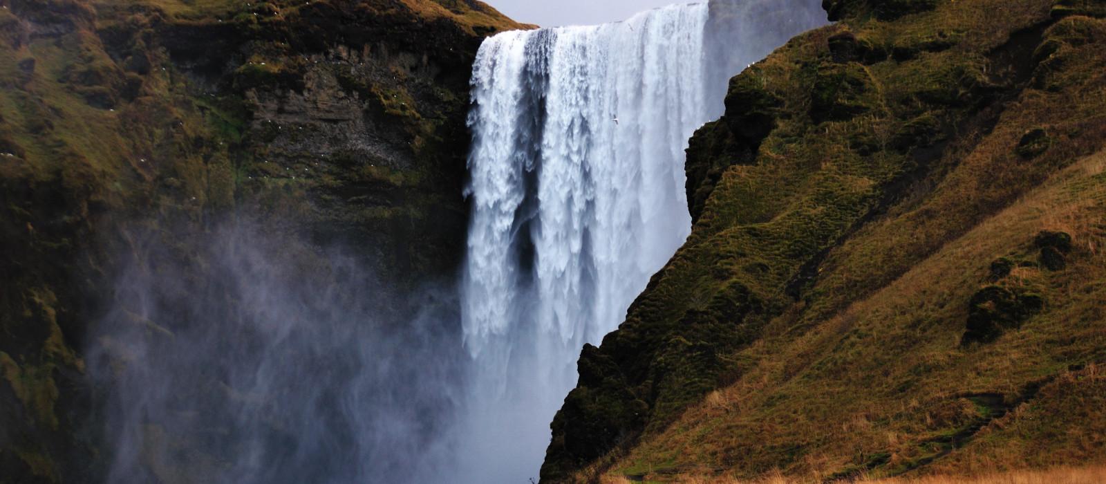 Destination Hvolsvöllur Iceland