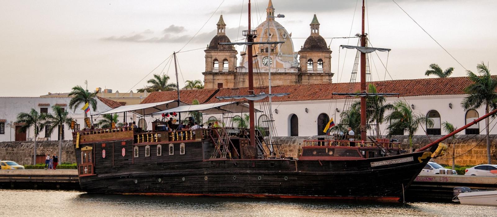 Hotel Sofitel Legend Santa Clara Kolumbien