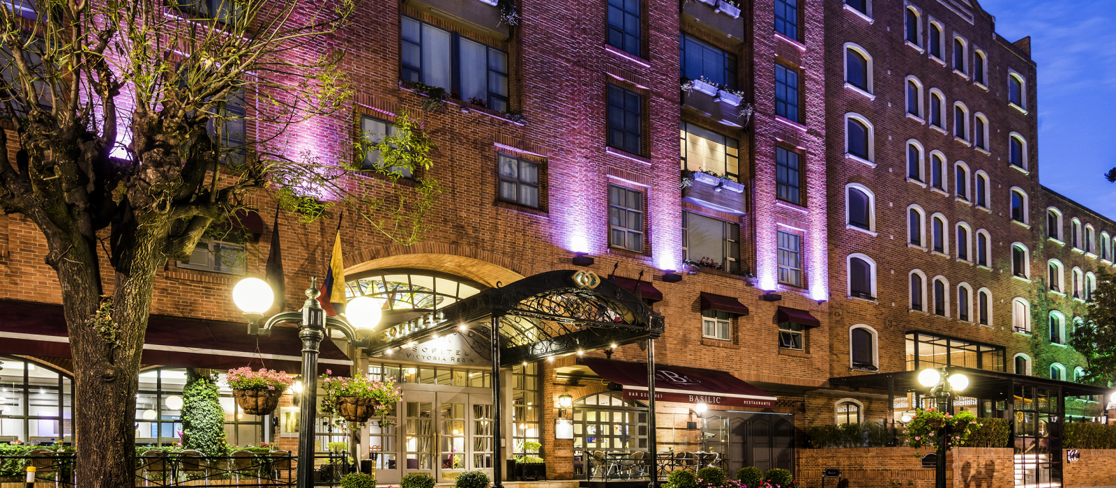 Hotel Sofitel Victoria Regia Kolumbien