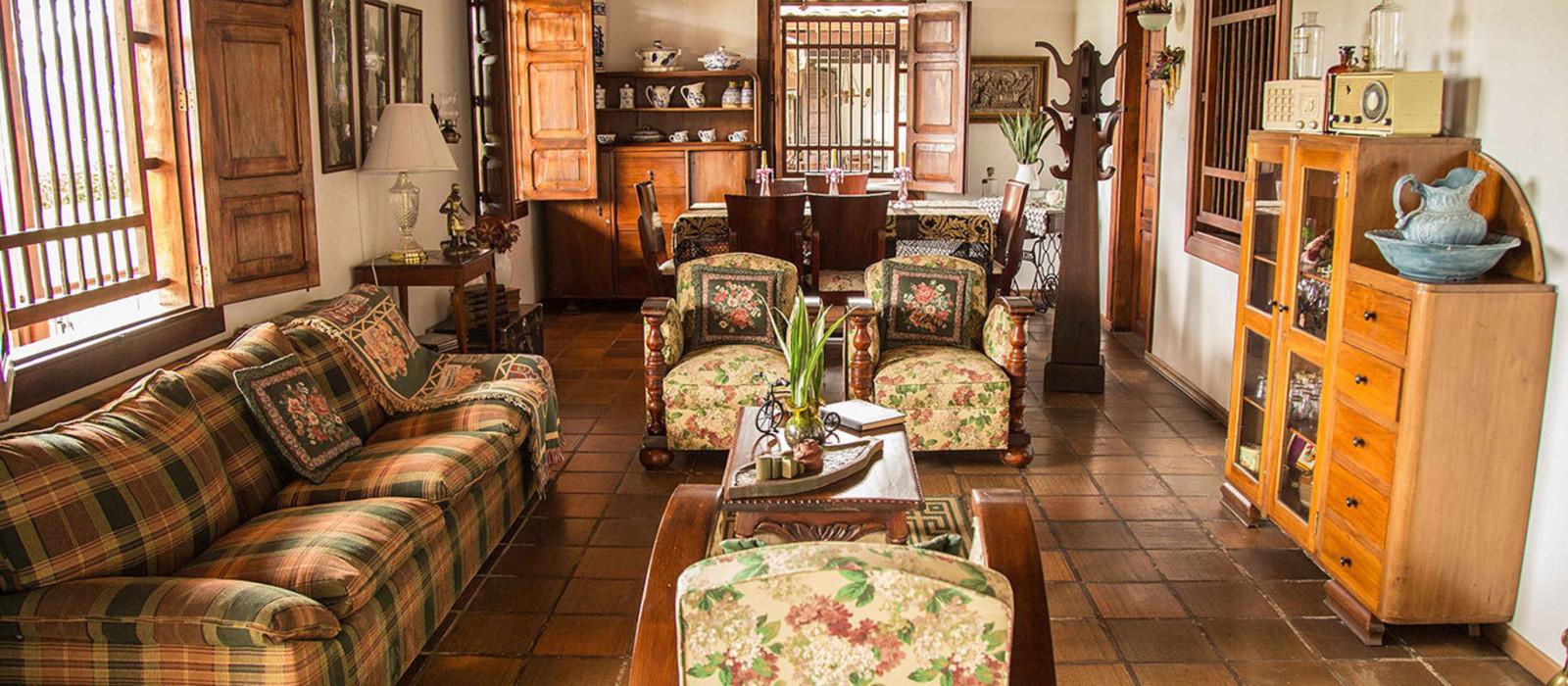 Hotel Casa de Campo El Delirio Kolumbien