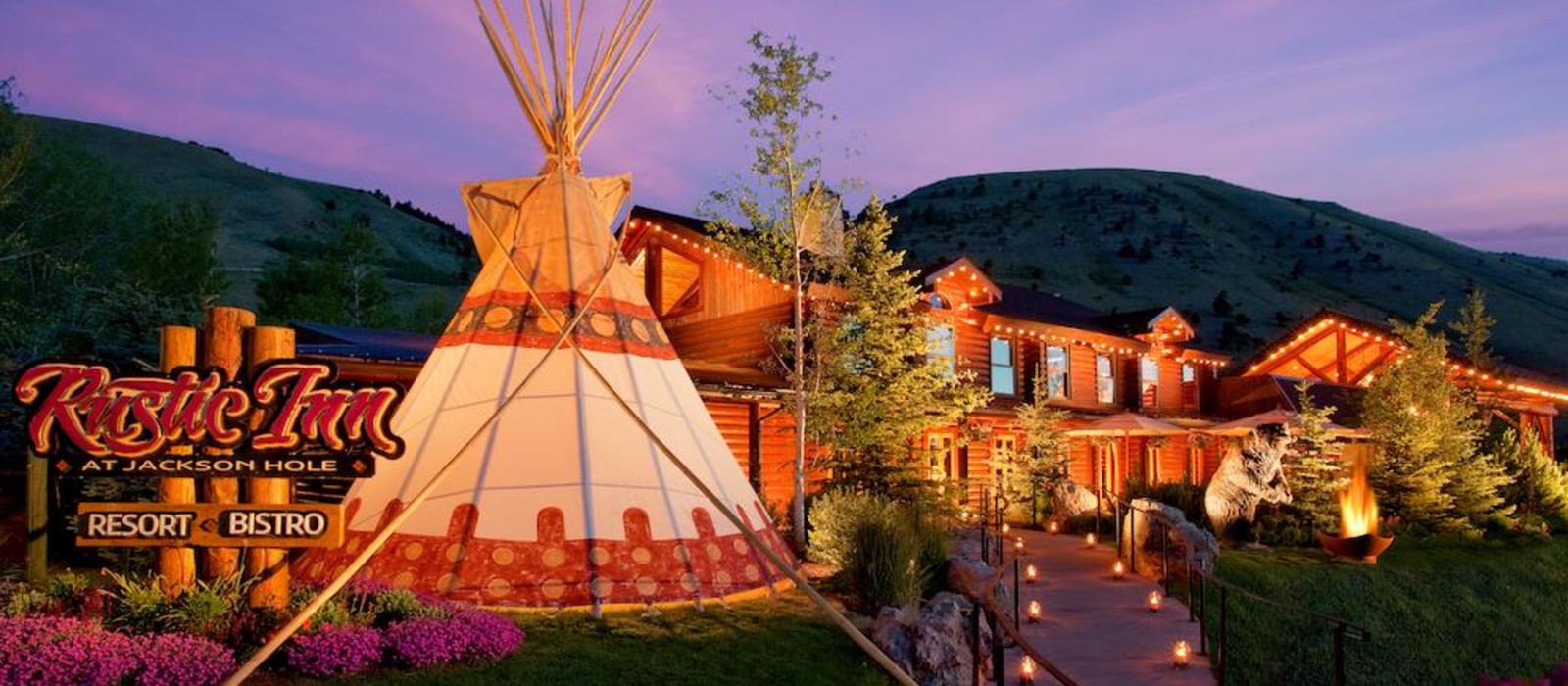 Hotel Rustic Inn Creekside Resort and Spa USA