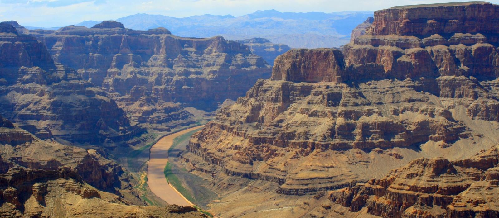 Reiseziel Grand Canyon Nationalpark USA