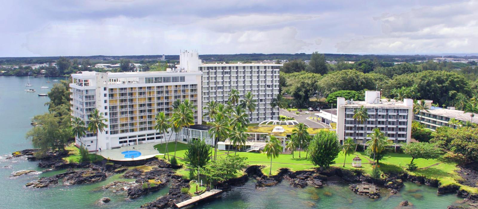 Hotel Grand Naniloa  Hawaii