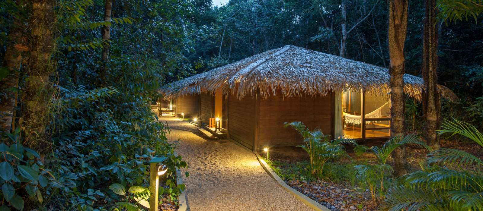 Hotel Anavilhanas Jungle Lodge Brasilien