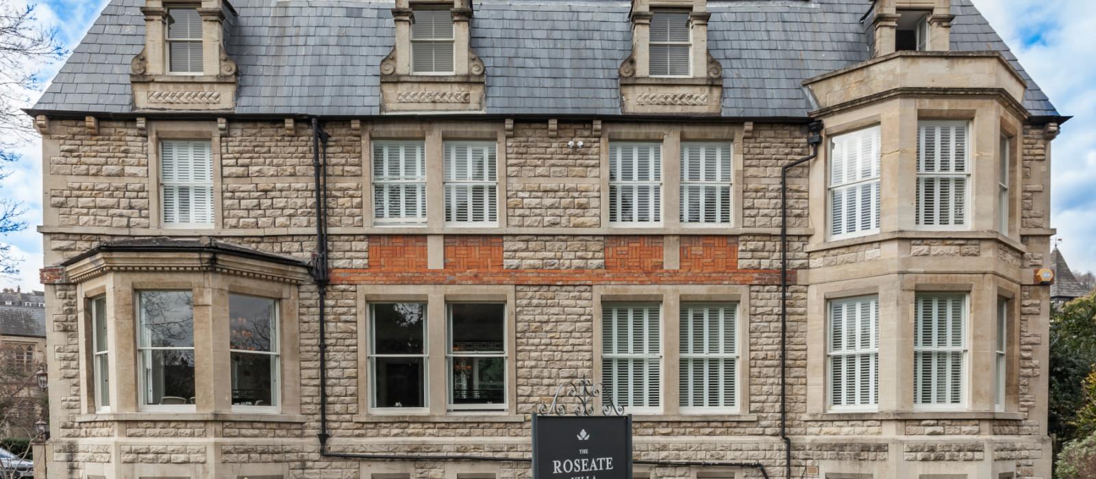 Hotel The Roseate Villa Bath UK & Ireland