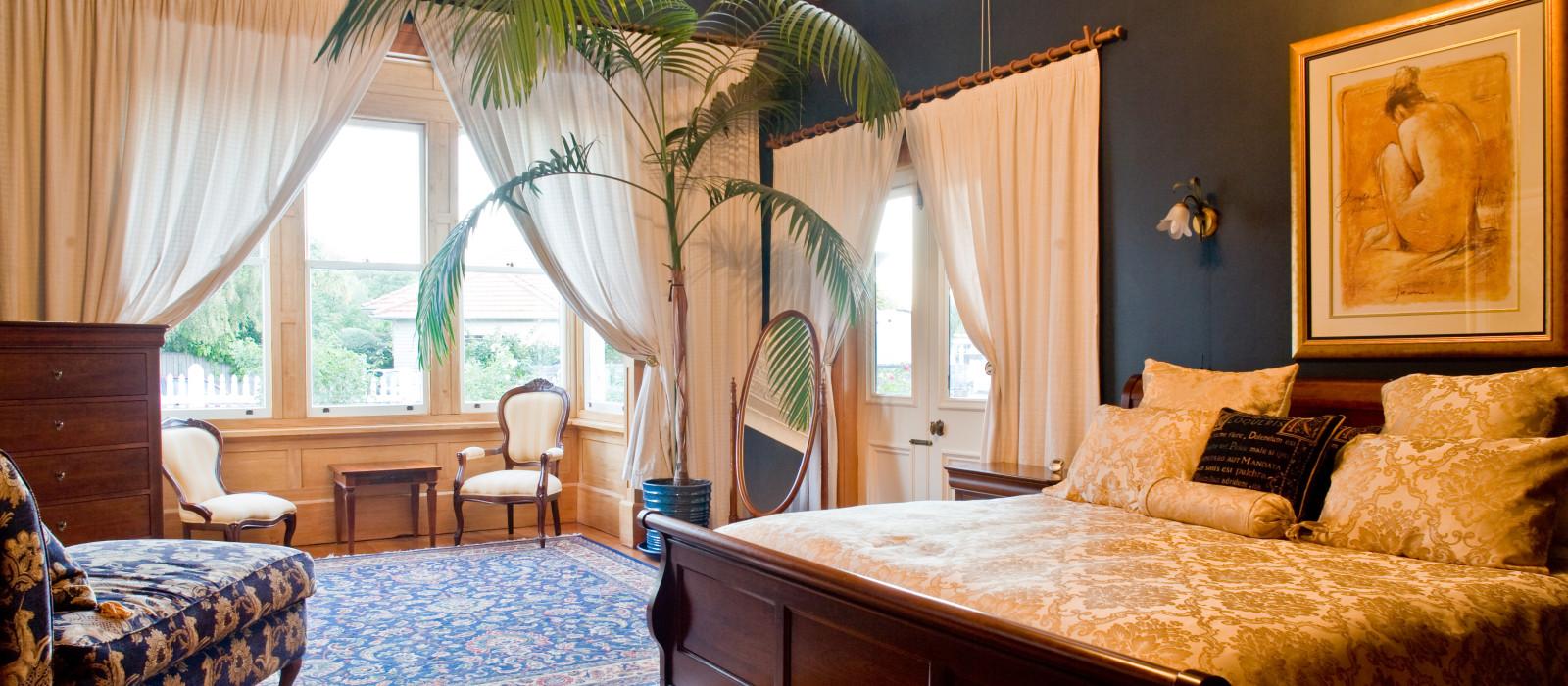 Hotel McHardy Lodge New Zealand