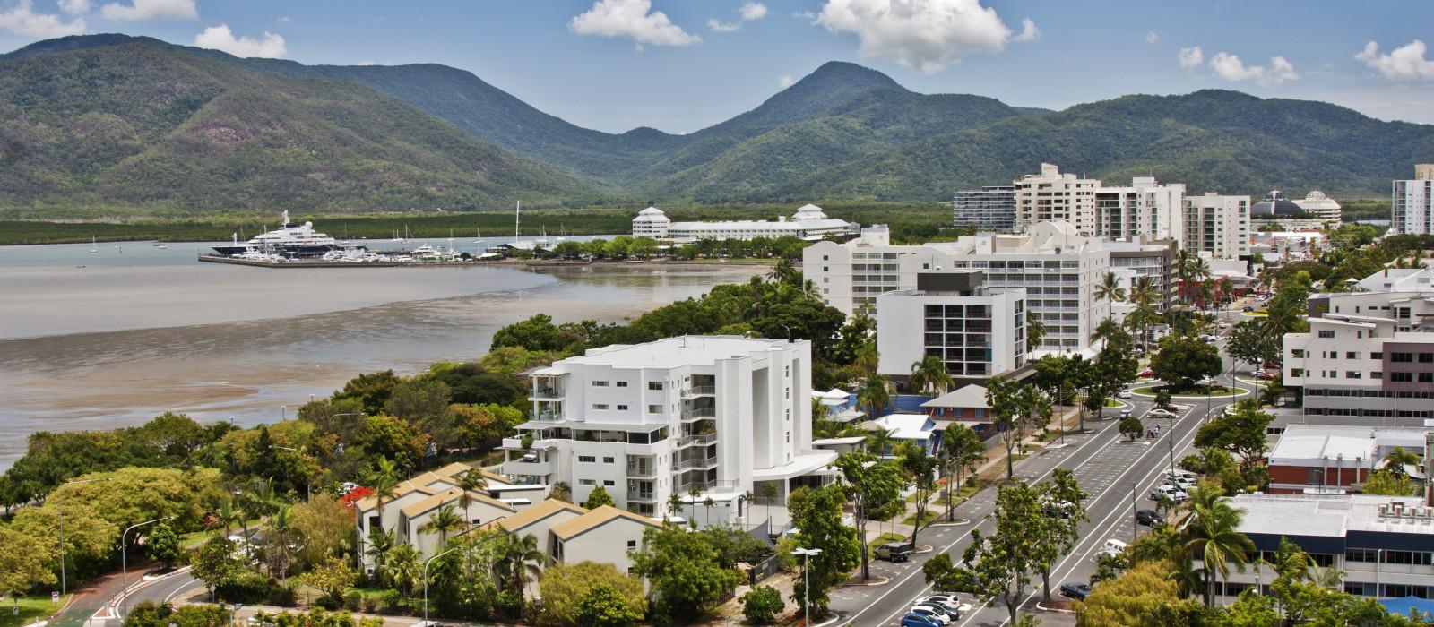 Reiseziel Cairns Australien