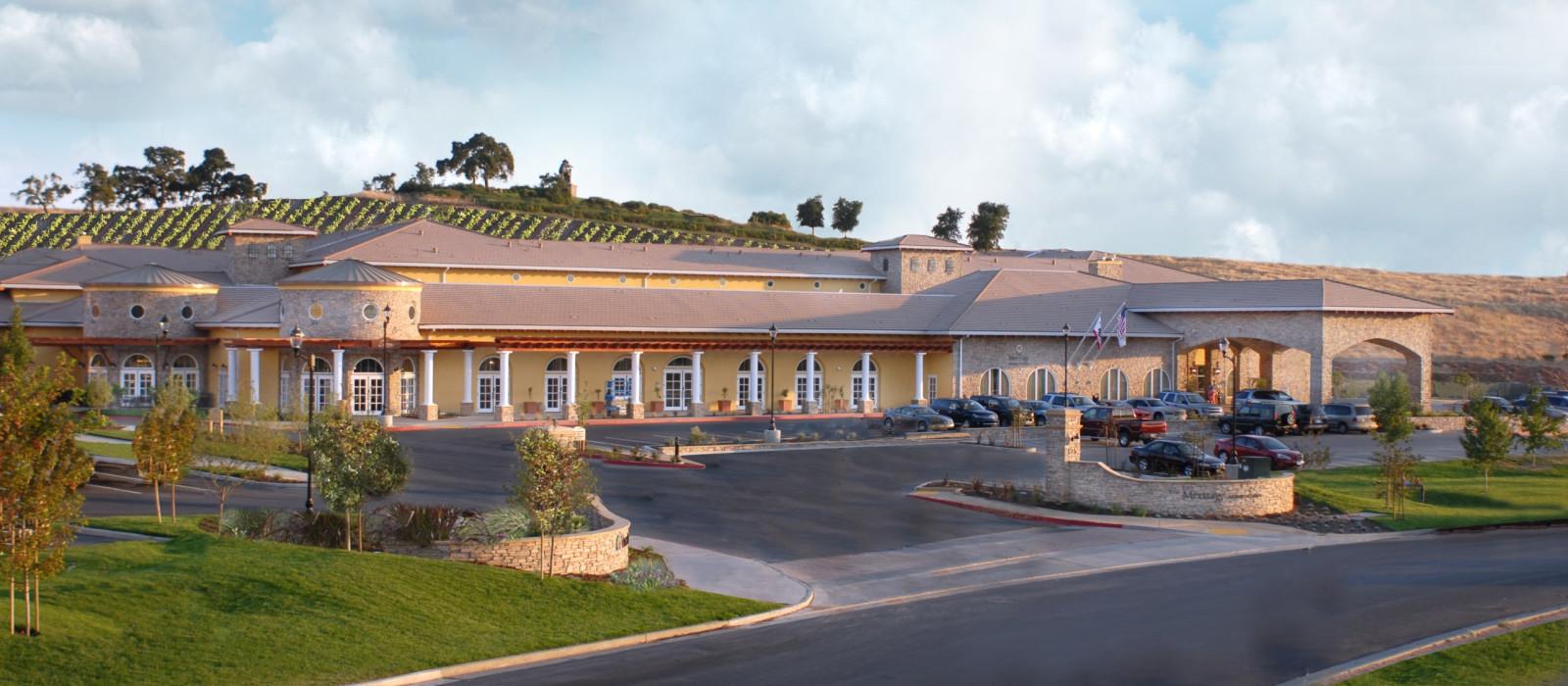 Hotel The Meritage Resort & Spa %region%