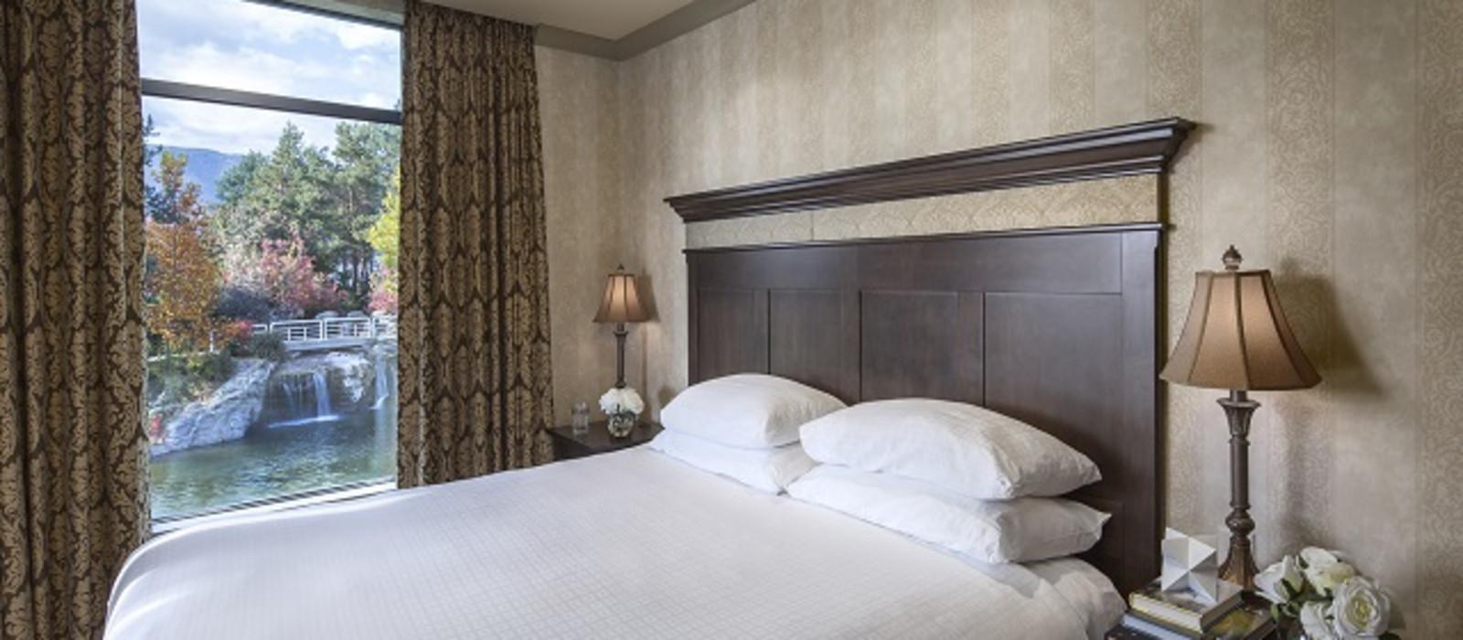 Hotel The Royal Kelowna Canada
