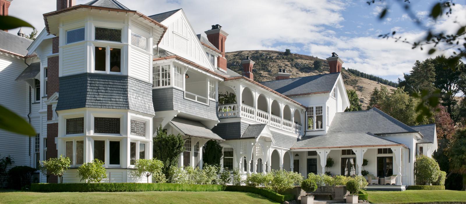 Hotel Otahuna Lodge Neuseeland