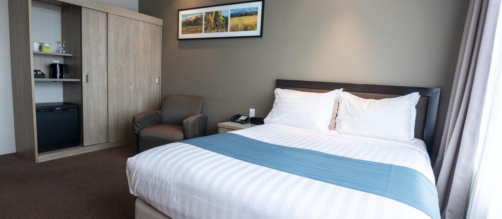 Hotel BK's Rotorua Motor Lodge Neuseeland