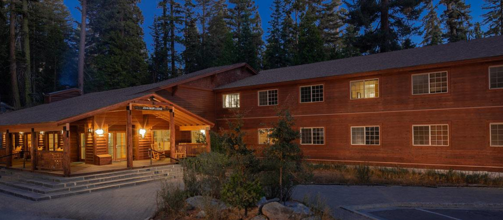 Hotel John Muir Lodge USA